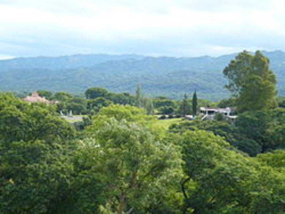 Vista panorámica de La Caldera